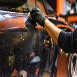 Repairing Car Body Damage in Seafield 2